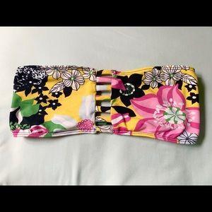 San Lorenzo strappy bikini top
